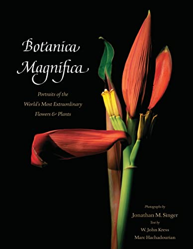 9780789211378: Botanica Magnifica: Portraits of the World's Most Extraordinary Flowers & Plants