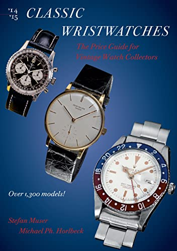 9780789211439: Classic Wristwatches 2014-2015: The Price Guide for Vintage Watch Collectors