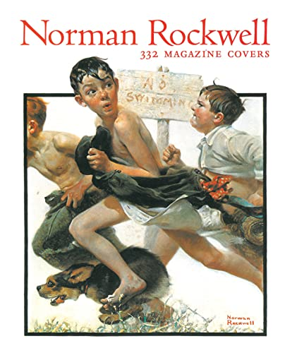 Norman Rockwell: 332 Magazine Covers (Hardback): Christopher Finch