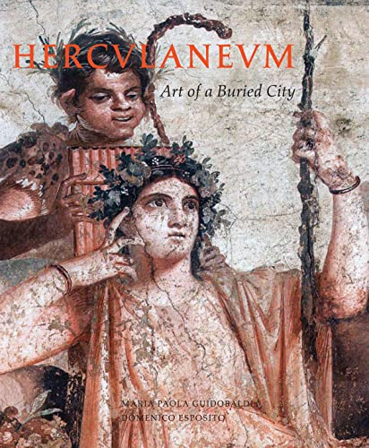 9780789211460: Herculaneum: Art of a Buried City