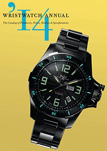 9780789211484: Wristwatch Annual 2014: The Catalog of Producers, Prices, Models, and Specifications