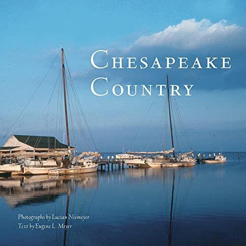 Chesapeake Country (Hardcover): Lucian Niemeyer