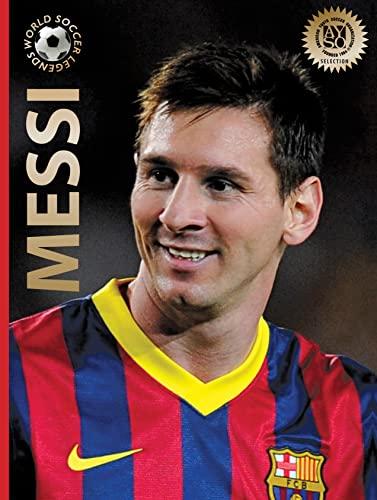 9780789212252: Messi (World Soccer Legends)