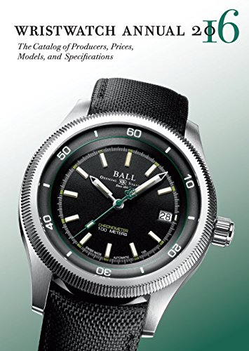 9780789212368: Wristwatch Annual 2016: The Catalog of Producers, Prices, Models, and Specifications