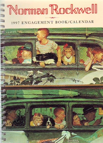 9780789251893: Cal 97 Norman Rockwell