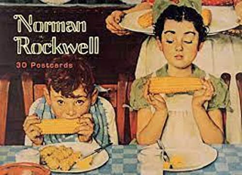 9780789252081: Norman Rockwell: 30 Postcards