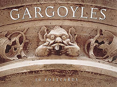 9780789253095: Gargoyles: 30 Postcards