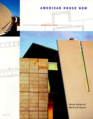 9780789300492: American House Now: Contemporary Architectural Directions