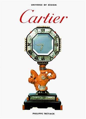 9780789300874: Cartier (Universe of design)