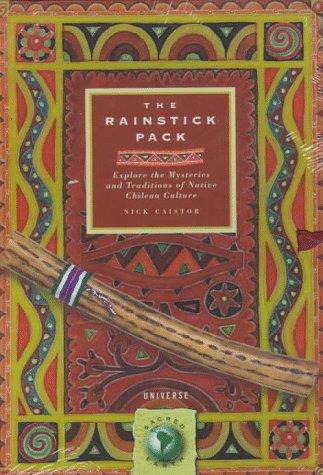 9780789300928: Rainstick Pack (Sacred Earth Series)