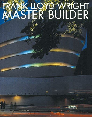 9780789300980: Frank Lloyd Wright: Master Builder (Universe Architecture Series)