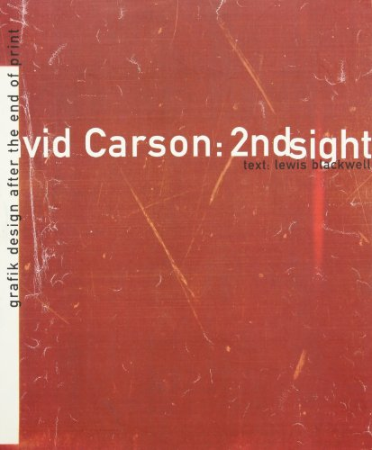 9780789301277: David Carson, 2nd Sight: Grafik Design After the End of Print