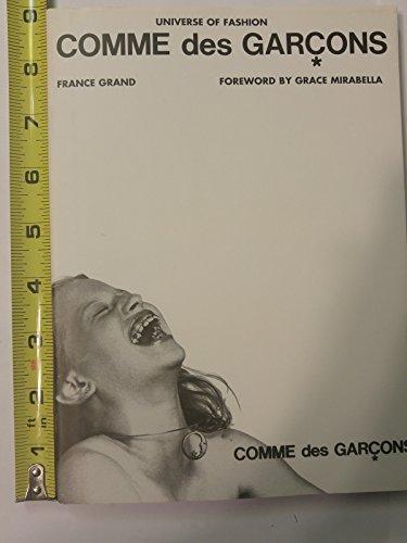 9780789302021: Comme des Garçons