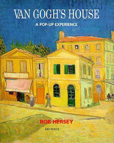 9780789302199: Van Gogh's House: A Pop-Up Carousel