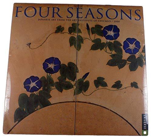 9780789302953: Four Seasons Calendar: 2000