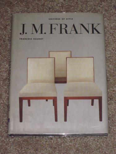 9780789303295: J. M. Frank (Universe of Style)