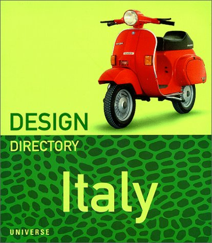 9780789303356: Design Directory Italy