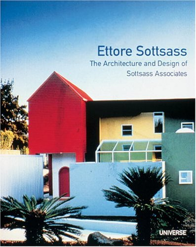 9780789303585: The Work of Ettore Sottsass and Associates