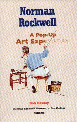 9780789303660: Norman Rockwell: A Pop-Up Art Experience