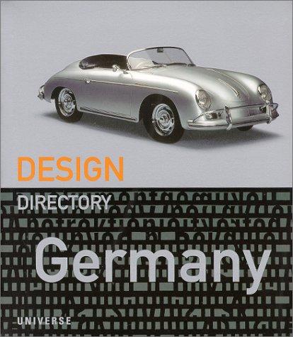 9780789303899: Design Directory Germany