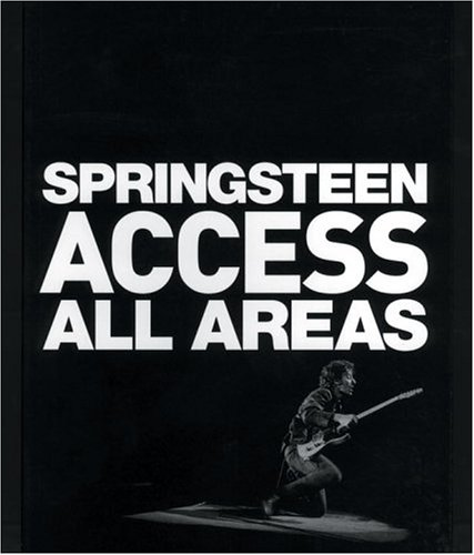 9780789303929: Springsteen: Acces all areas: Access All Areas
