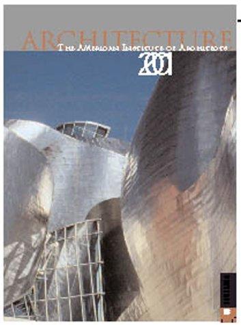 9780789304131: Architecture 2001 Calendar: The American Architectural Foundation