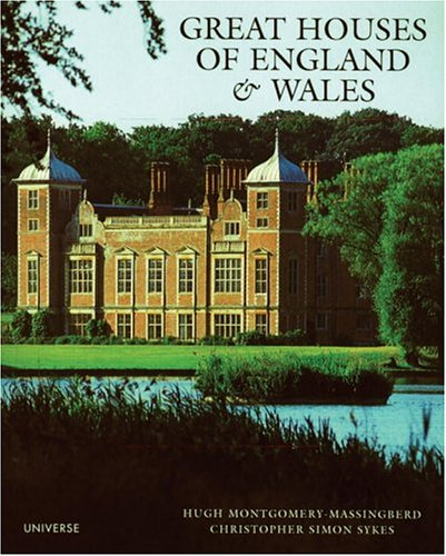 9780789304759: Great Houses of England and Wales
