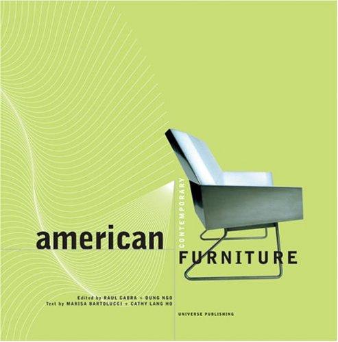 9780789304926: American Contemporary Furniture