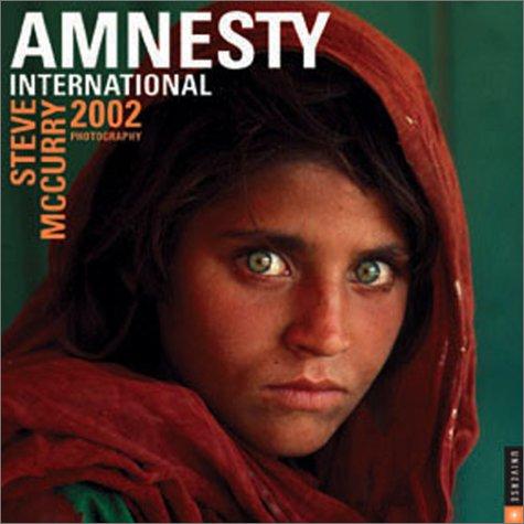 9780789305541: Amnesty International 2002 Wall Calendar