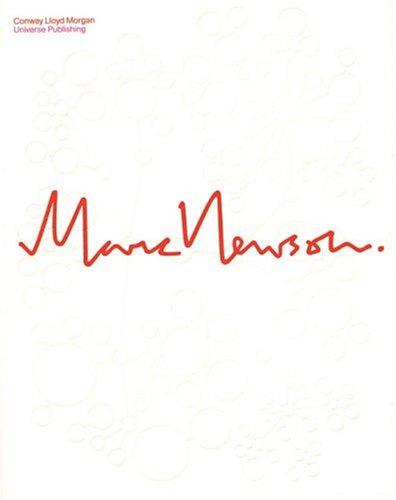 9780789306470: Marc Newson (Universe Architecture Series)