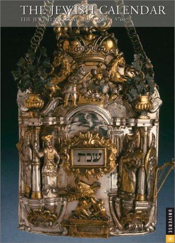 9780789307118: Jewish Calendar