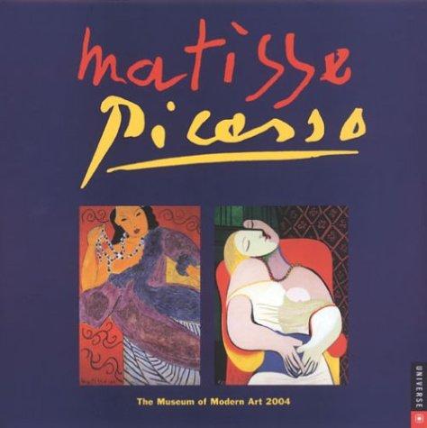 9780789308887: Matisse Piasso Mini Wall Calendar 2004
