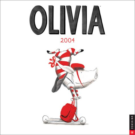 9780789309471: Olivia 2004 Calendar/With Stickers