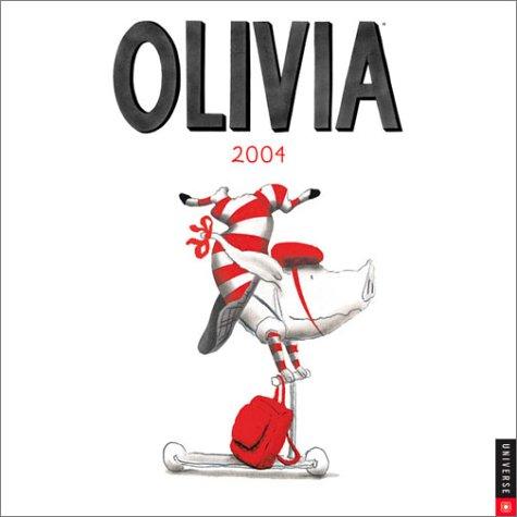 9780789309471: Olivia 2004 Wall Calendar