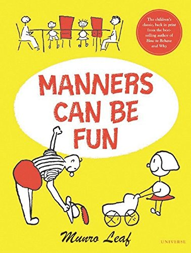 Manners Can Be Fun (Munro Leaf Classics)