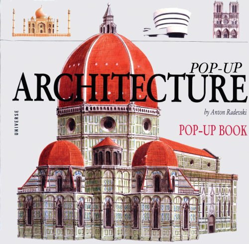 The Architecture Pop Up Book: Radevsky, Anton