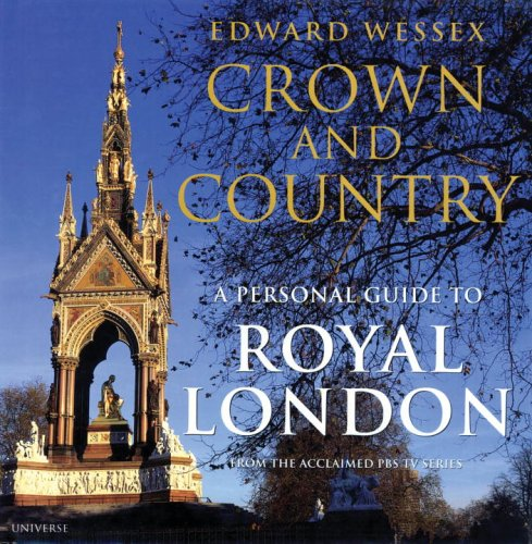 9780789312181: Crown And Country: A Personal Guide To Royal London
