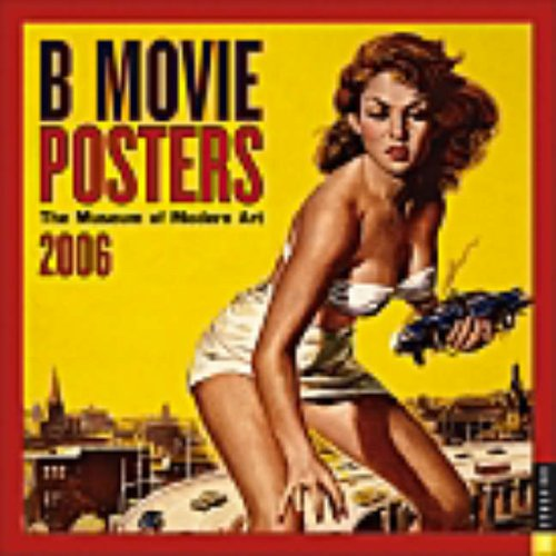 9780789312501: B Movie Posters 2006: Universe Mini Wall Calendar