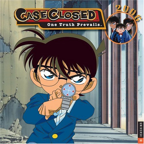 9780789312549: Case Closed: One Truth Prevails: 2006 Wall Calendar