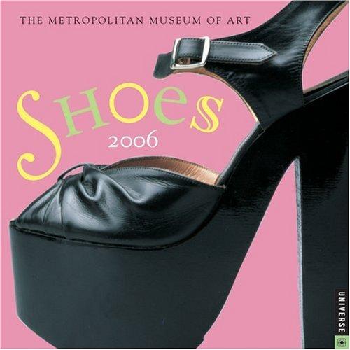 9780789312884: Shoes: 2006 Mini Wall Calendar