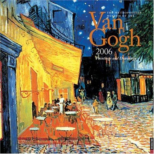 9780789312952: Van Gogh 2006 Wall Calendar
