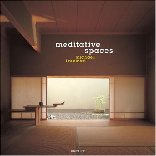 9780789313539: Meditative Spaces