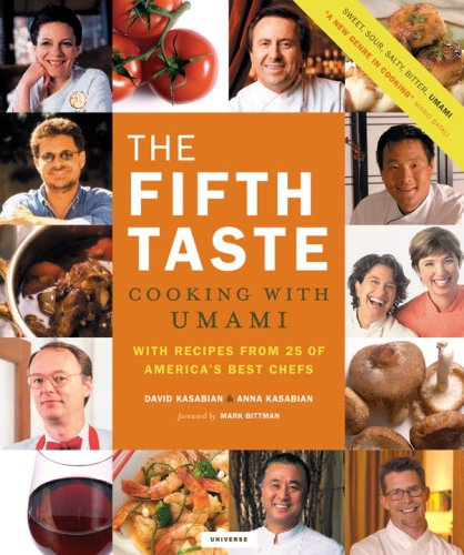 9780789313560: The Fifth Taste: Cooking with Umami