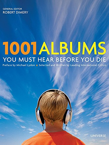 9780789313713: 1001 Albums You Must Hear Before You Die: (cfr: 9781844033928)