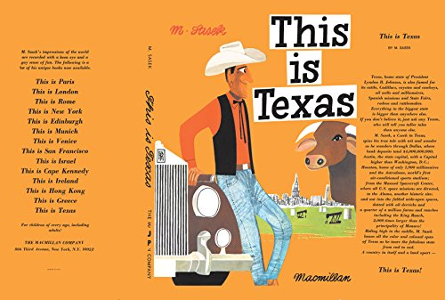9780789313898: This Is Texas: A Children's Classic