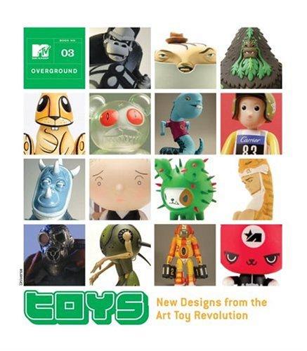 9780789313904: Toys: MTV Overground 3
