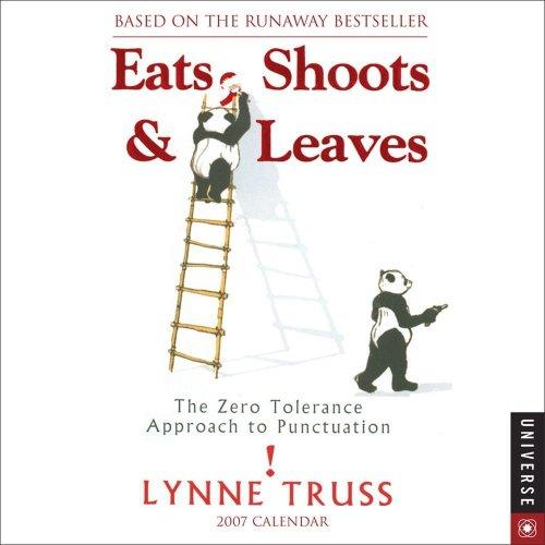 9780789314154: Eats, Shoots and Leaves 2007