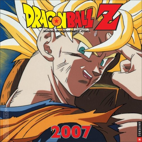 9780789314390: Dragon Ball Z 2007 Wall Calendar