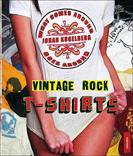 Vintage Rock T-Shirts: Seth Weisser; Johan