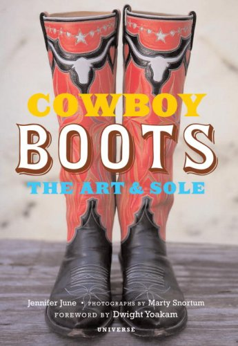9780789315373: Cowboy Boots The Art and Sole